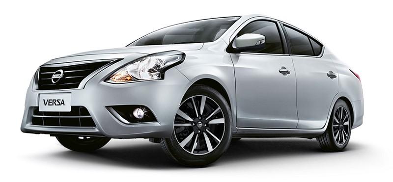 Nissan Versa 1.6 SL Direct CVT - Foto: Divulgação - Foto: Divulgação/Garagem 360/ND