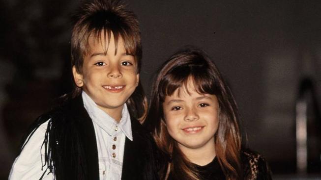 """Os irmãos Sandy e Júnior fizeram sua primeira aparição na TV no programa """"Som Brasil"""" em 1989. Os dois alcançaram sucesso nacional no começo dos anos 2000 e recentemente se reuniram para uma turnê pelo país. - Divulgação/ND"""