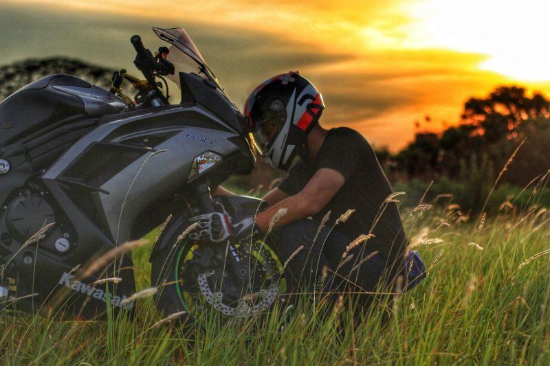 Recall da Kawasaki: modelo Ninja 400 é chamado por possível quebra no rolamento - Pixabay