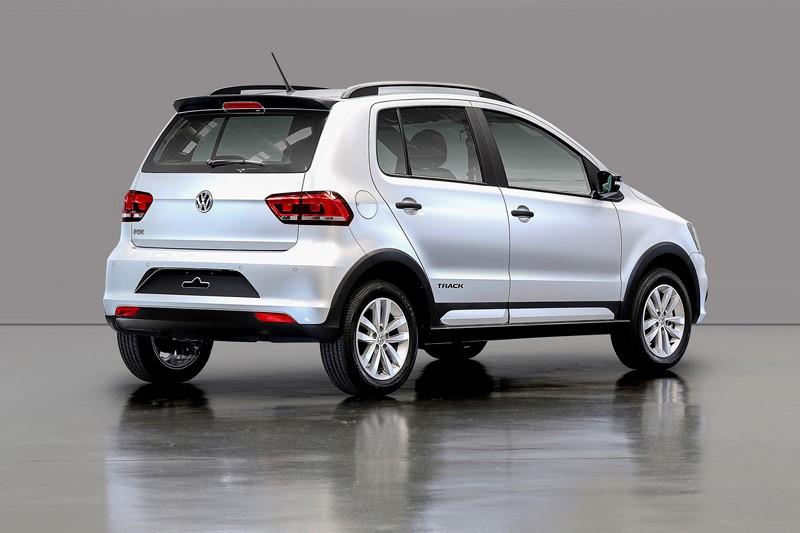 Volkswagen Fox Track 1.0 12V - desvalorização no primeiro ano de 8,1% - Foto: Divulgação - Foto: Divulgação/Garagem 360/ND