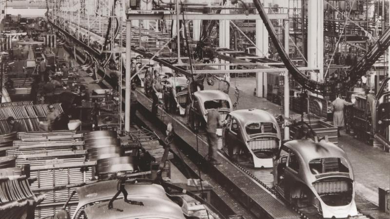 60 anos da fábrica da Anchieta: relembre os carros feitos na planta - Foto: Divulgação