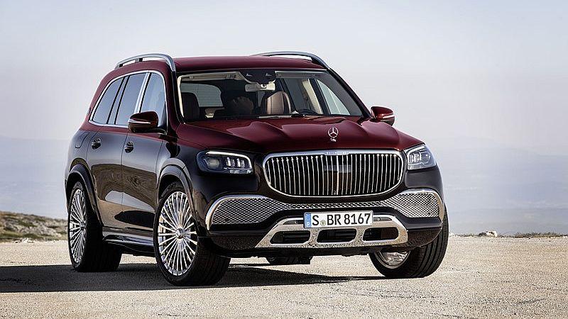 Luxuoso, Mercedes-Maybach GLS 600 chega para brigar com Bentley e Rolls-Royce - Foto: Divulgação