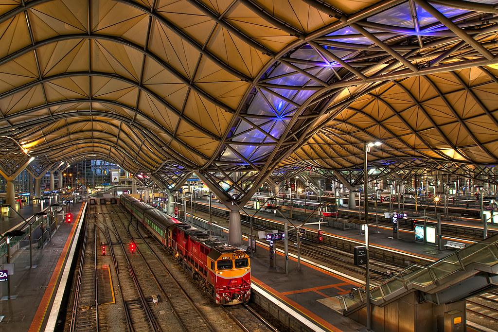 Estação de Southern Cross, Austrália - Frank Jaquier on Visual hunt / CC BY-NC-SA - Frank Jaquier on Visual hunt / CC BY-NC-SA/Rota de Férias/ND