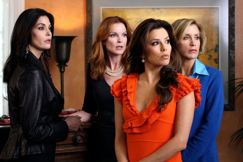 02/11 – Desperate Housewives (Oito temporadas): Essa série de sucesso acompanha um grupo eclético de mulheres e suas vidas, casamentos, filhos, traições e escapadas. - Crédito: Divulgação/33Giga/ND