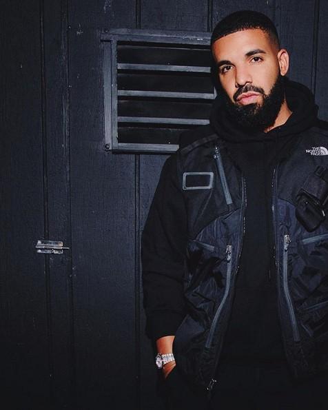 Artistas mais ouvidos do Spotify, de acordo com o kworb.net: 1. Drake – 18 bilhões de streams - Crédito: Reprodução Instagram/33Giga/ND