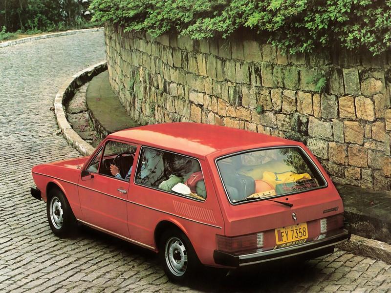 VW Variant II (1978 a 1981) - Foto: Divulgação - Foto: Divulgação/Garagem 360/ND