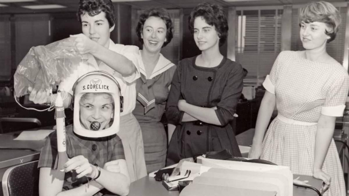 Mercury 13: O Espaço Delas (2018) – Em 1961, após uma rigorosa bateria de testes, um grupo de mulheres altamente capacitadas é colocado de lado para que apenas os homens se tornem astronautas. - Crédito: Divulgação/33Giga/ND