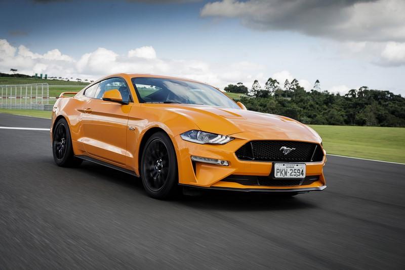 Ford Mustang - 696 unidades - Foto: Divulgação - Foto: Divulgação/Garagem 360/ND