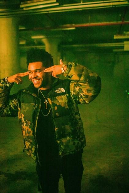 14. The Weeknd – 6 bilhões de streams - Crédito: Reprodução Twitter/33Giga/ND
