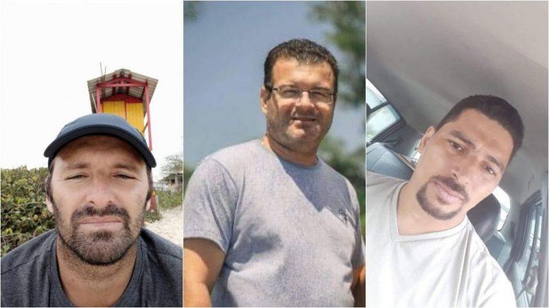 Pescadores desapareceram na última sexta-feira (8) – Foto: Divulgação/ND