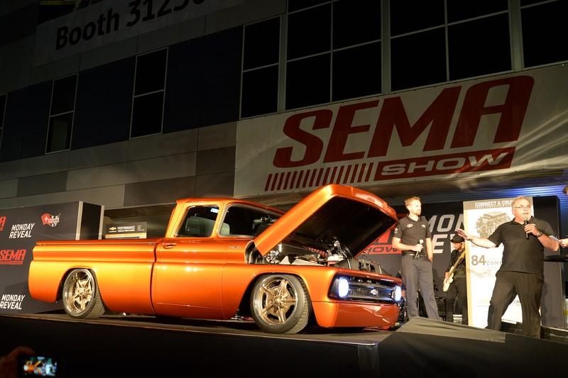 Chevrolet C10 - Foto: Divulgação/Newspress - Foto: Divulgação/Newspress/Garagem 360/ND