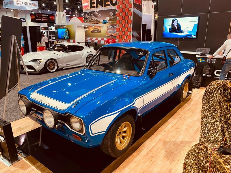 Ford Escort mk1 - Foto: Divulgação/Newspress - Foto: Divulgação/Newspress/Garagem 360/ND