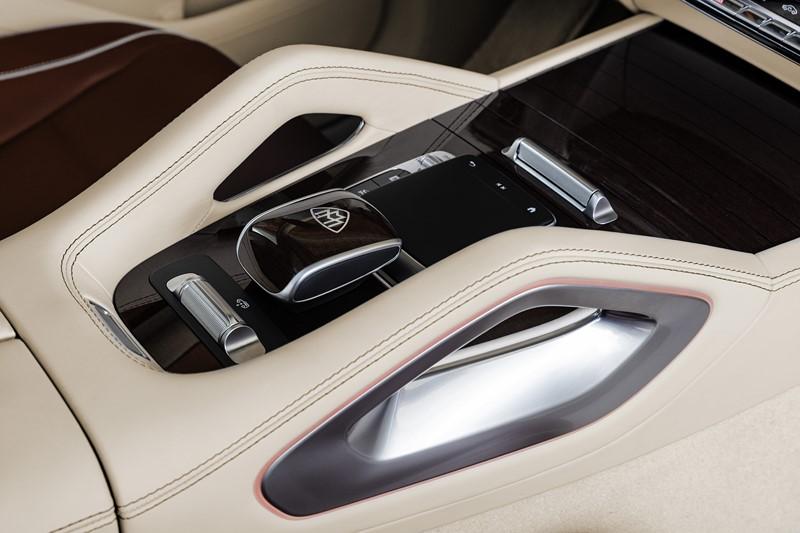 Mercedes-Maybach lança seu SUV de luxo - Foto: Divulgação - Foto: Divulgação/Garagem 360/ND