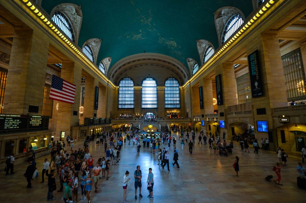 Grand Central Terminal, EUA - Pixabay - Pixabay/Rota de Férias/ND