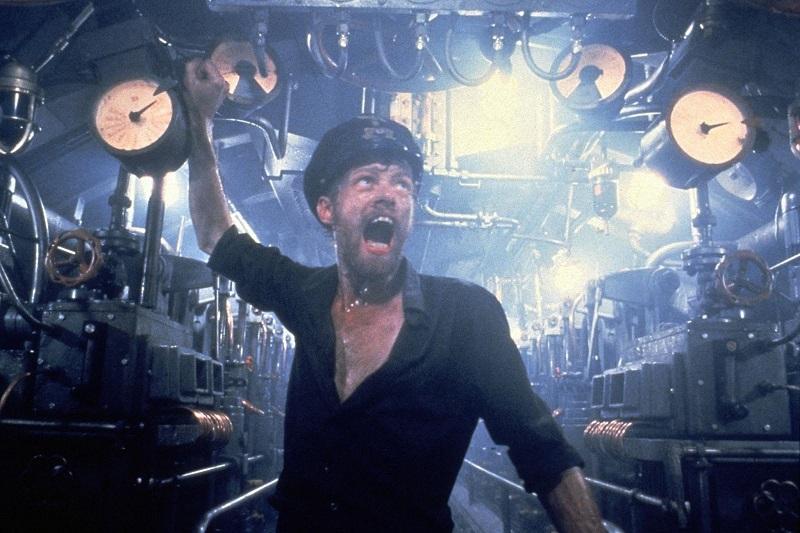 02/11 – O Barco: Inferno no Mar (1981): A perigosa e claustrofóbica viagem de ida e volta de uma embarcação alemã entre La Rochelle, na França ocupada, e a Espanha, em 1941. - Crédito: Divulgação/33Giga/ND