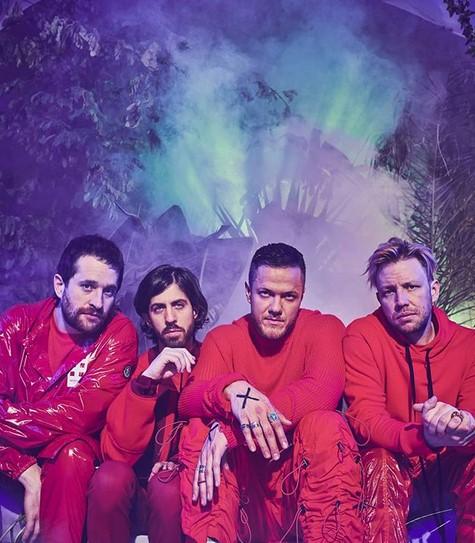 20. Imagine Dragons – 5,1 bilhões de streams - Crédito: Reprodução Instagram/33Giga/ND