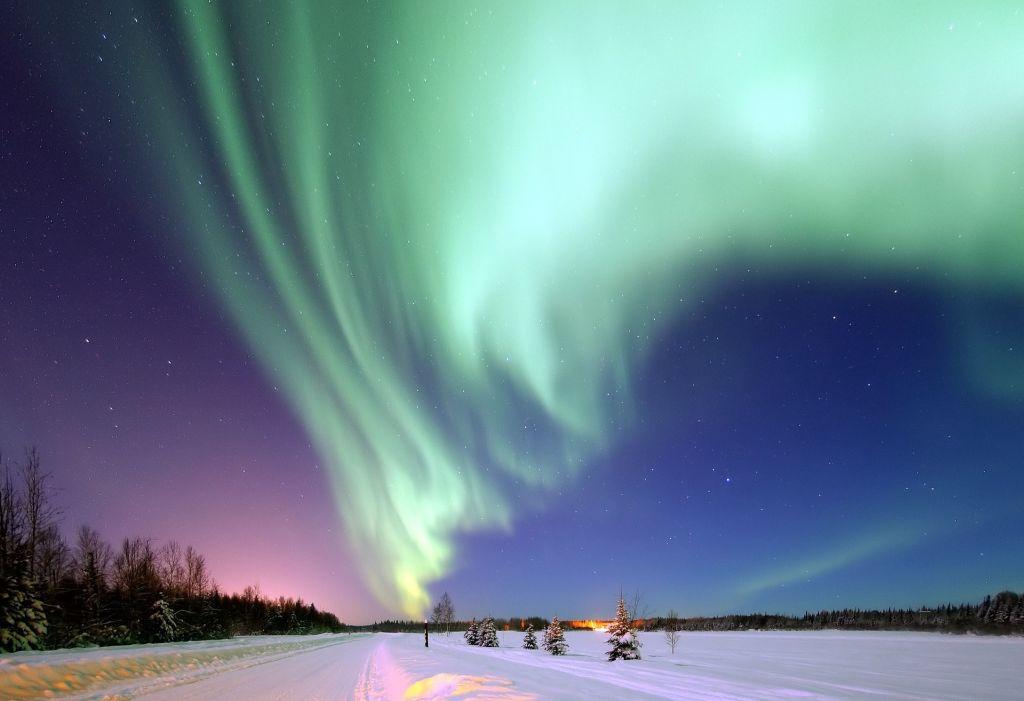 Alasca, EUA - O Alasca é maior estado dos Estados Unidos. O local é conhecido por suas belezas com neve e é ideal para ver ursos - Pixabay - Pixabay /Rota de Férias/ND