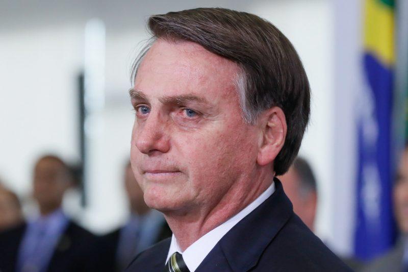 Decisão do presidente Jair Bolsonaro atingirá em cheio um de seus desafetos – Foto: Isac Nóbrega/PR/ND