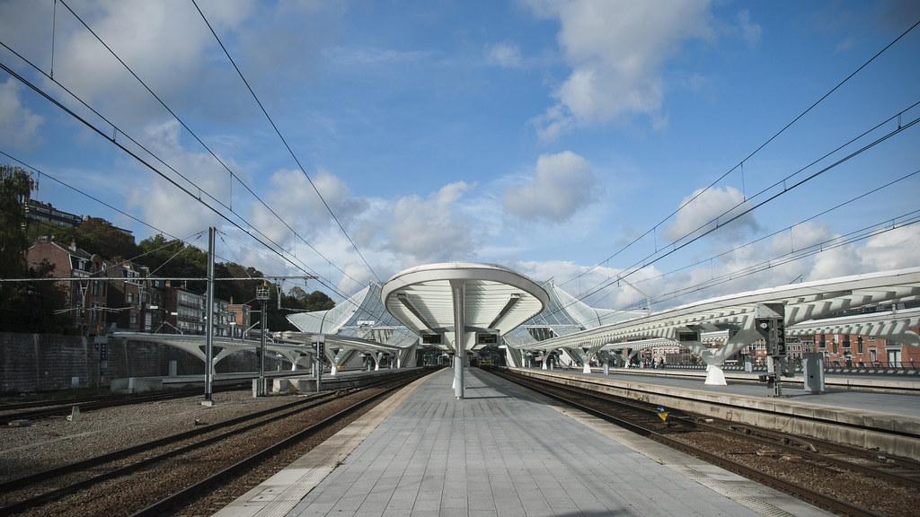 Liège-Guillemins, Bélgica - Oli4.D on VisualHunt / CC BY-NC-ND - Oli4.D on VisualHunt / CC BY-NC-ND/Rota de Férias/ND