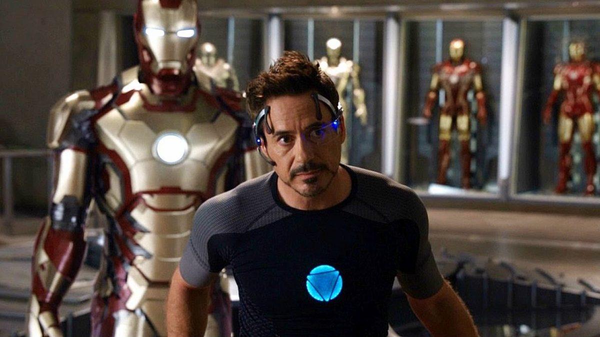 01/11 – Homem de Ferro 3 (2013): Após um inimigo reduzir o mundo de Tony Stark a destroços, o Homem de Ferro precisa aprender a confiar em seus instintos para proteger aqueles que ama e lutar contra seu maior medo: o fracasso. - Crédito: Divulgação/33Giga/ND