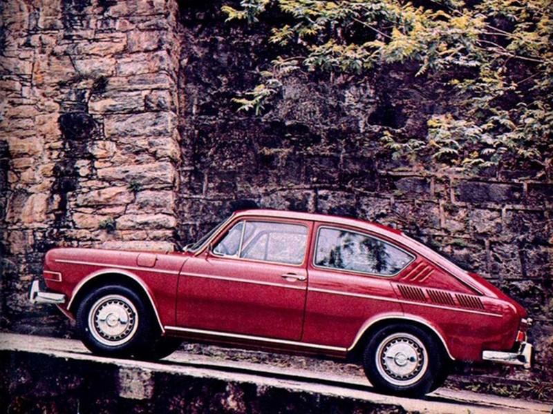 VW 1600 TL (1970 a 1975) - Foto: Divulgação - Foto: Divulgação/Garagem 360/ND