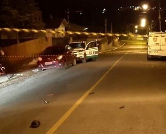 Homem foi morto após briga de bar – Foto: Polícia Militar/Divulgação