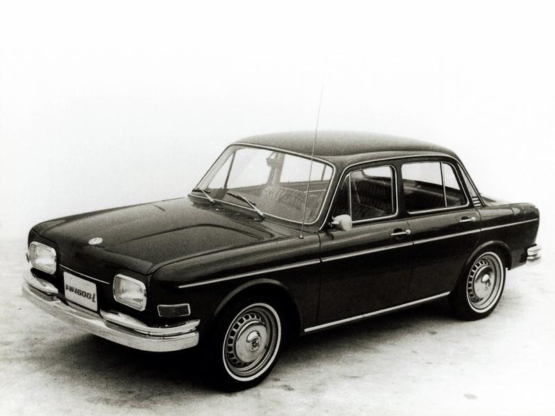 VW 1600 sedã (Zé do Caixão - 1968 a 1976) - Foto: Divulgação - Foto: Divulgação/Garagem 360/ND