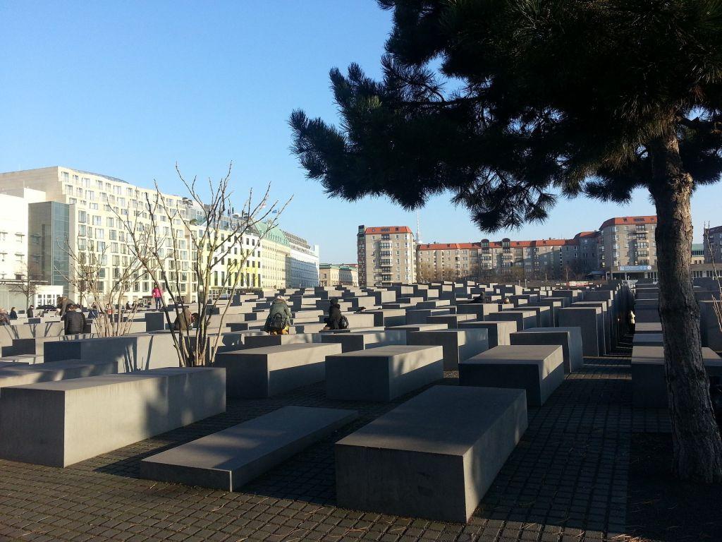 Memorial do Holocausto, Alemanha - O memorial foi construído para as vítimas judias do Holocausto - Pixabay - Pixabay /Rota de Férias/ND