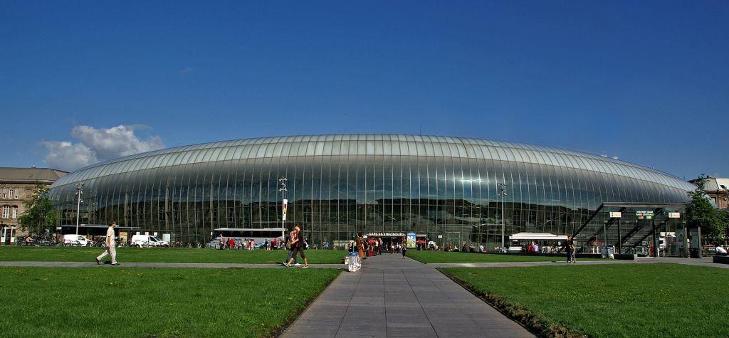 Gare de Strasbourg, França - Pixabay - Pixabay/Rota de Férias/ND