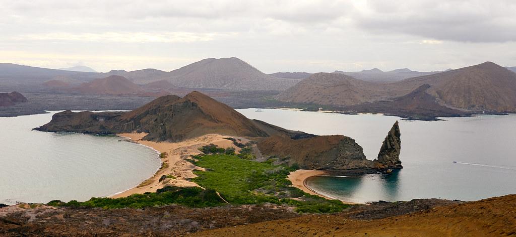 Ilhas Galápagos, Equador - Localizadas no Oceano Pacífico, essas ilhas são famosas por serem o lar das tartarugas de Galápagos. Além disso, é possível encontrar iguanas terrestres e marinhas, lagartos, leões marinhos e aves - szeke on Visual hunt / CC BY-SA - szeke on Visual hunt / CC BY-SA/Rota de Férias/ND