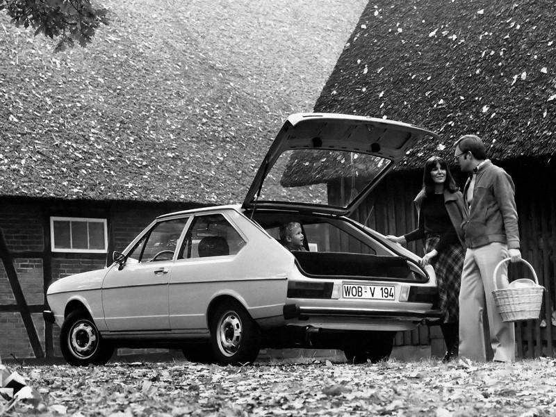 VW Passat (1974 a 1989) - Foto: Divulgação - Foto: Divulgação/Garagem 360/ND