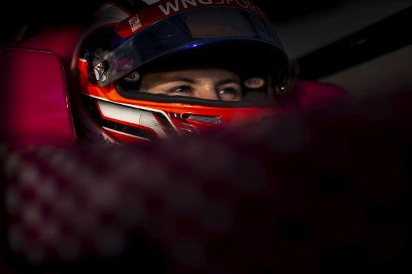Bruna Tomaselli durante os testes na Espanha - Foto: Divulgação - Foto: Divulgação/Garagem 360/ND