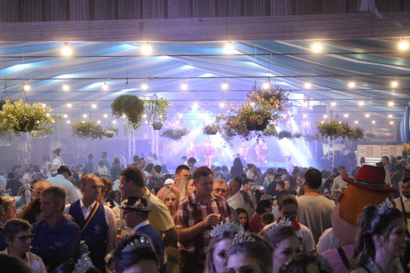 Evento é considera a maior festa dos atiradores – Foto: Rony Marcel/Prefeitura de Jaraguá do Sul