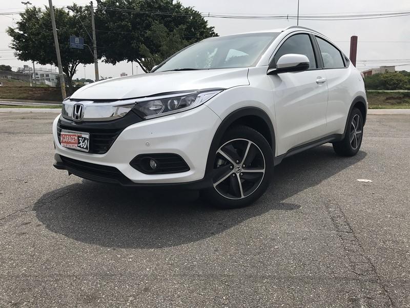 Honda HR-V EXL - Foto: Leo Alves - Foto: Leo Alves/Garagem 360/ND