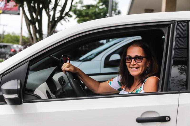 """Janete Teixeira: """"precisamos nos impor; quando uma mulher se empodera, empodera muitas outras"""" – Foto: Anderson Coelho/ND"""