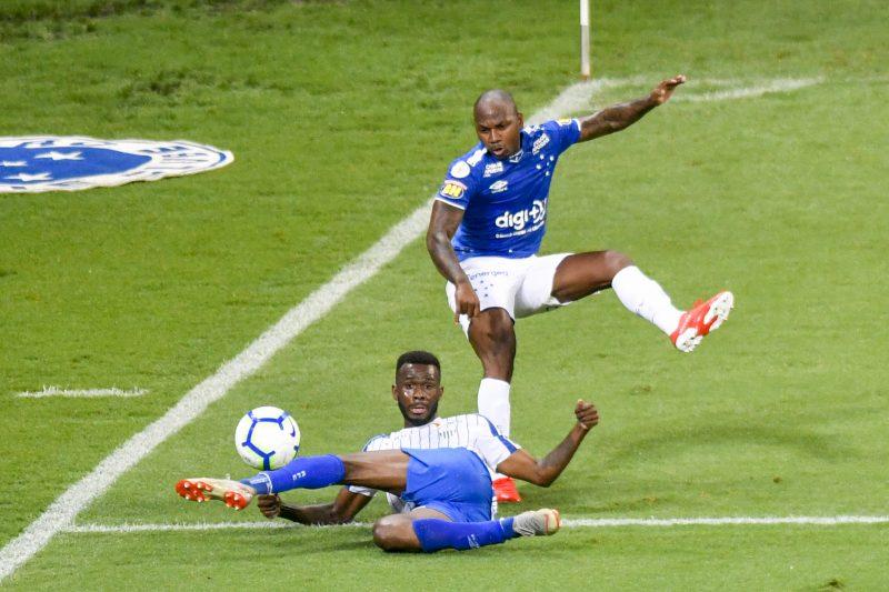 Cruzeiro 0 a 0 Avaí, pela Série A 2019; jogo duro de assistir. Foto: Mourão Panda/O Fotográfico/Estadão Conteúdo
