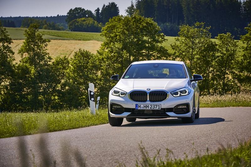 BMW lança 118i no Brasil - Foto: Divulgação - Foto: Divulgação/Garagem 360/ND