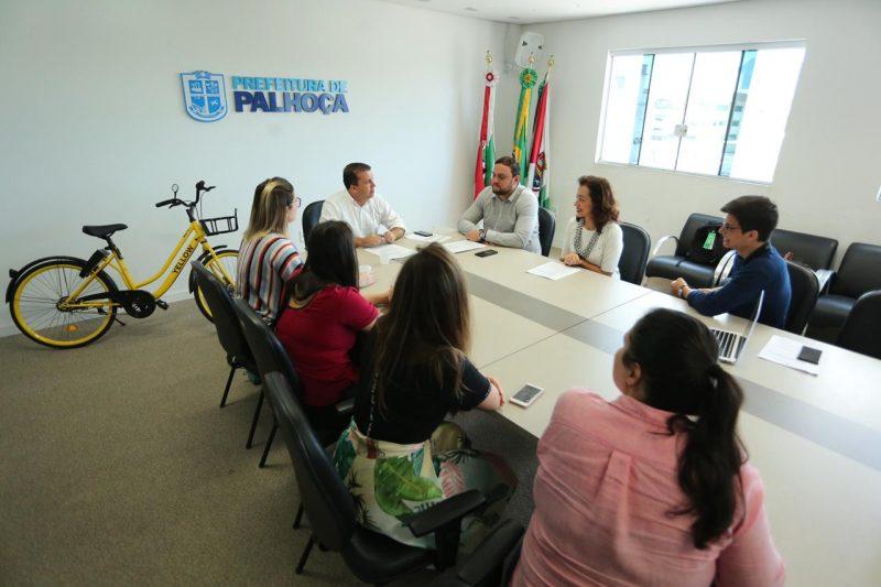 Decreto assinado pelo prefeito Camilo Martins regulamenta serviços de patinetes elétricos e bicicletas compartilhados no município – PMP/Divulgação/ND