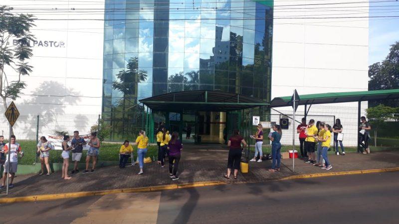 Em Chapecó – Foto: RICTV/Divulgação
