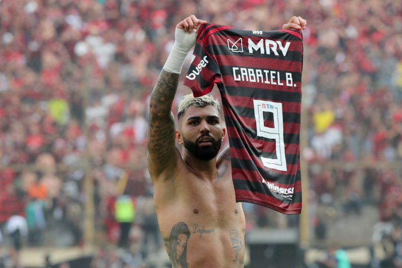 Gabigol, o maior atacante do Flamengo no século XXI