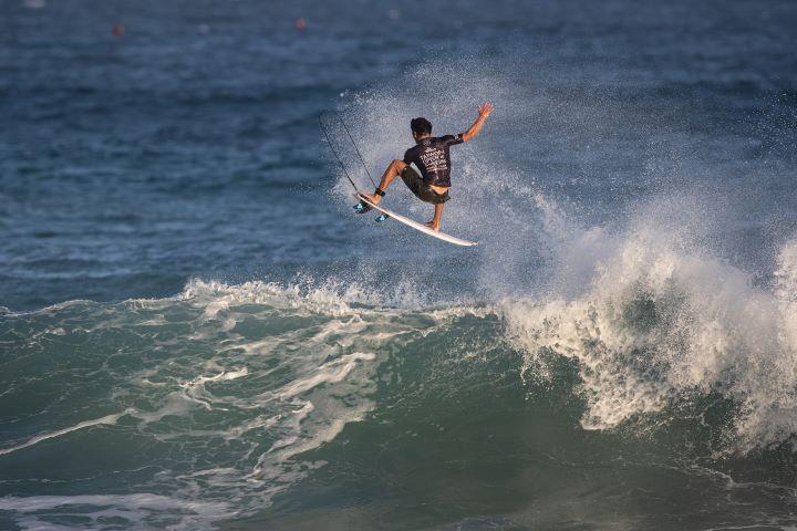 Mundial de Surfe Júnior foi realizado em Jinzun Harbour, Taiwan – Foto: Matt Dunbar/WSL
