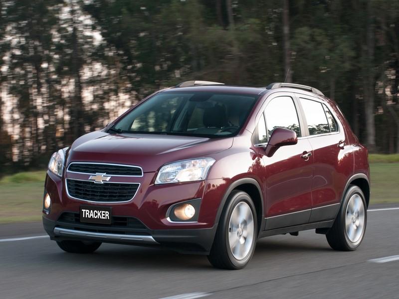 Chevrolet Tracker 1.8 LTZ AT 2015 - R$ 47.500 - Foto: Divulgação - Foto: Divulgação/Garagem 360/ND