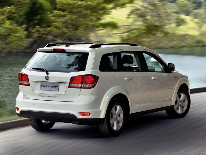 Fiat Freemont 2.4 Precision AT 2011/2012 - R$ 48.790 - Foto: Divulgação - Foto: Divulgação/Garagem 360/ND