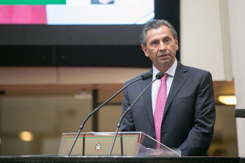 Deputado estadual Júlio Garcia – Foto: Rodolfo Espínola/Agência AL/ND