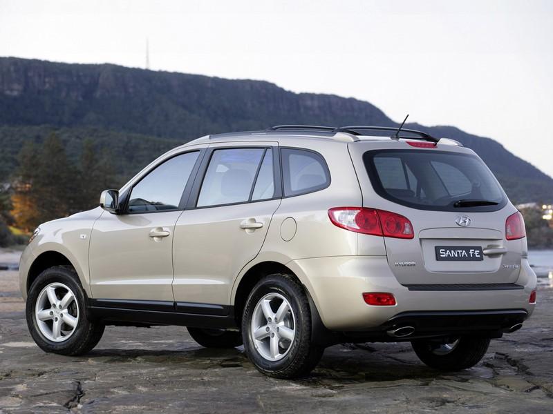 Hyundai Santa Fe 3.5 V6 2011/2012 - R$ 45.890 - Foto: Divulgação - Foto: Divulgação/Garagem 360/ND