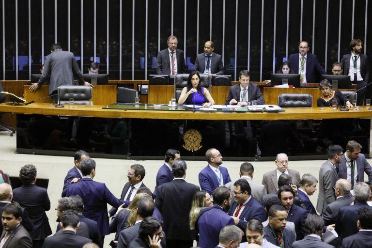 Deputados ameaçaram não aprovar mais nenhum projeto este ano caso promessa não fosse cumprida pelo governo – Foto: Luis Macedo/Câmara dos Deputados/Divulgação/ND