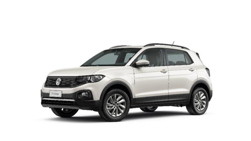 Volkswagen anuncia T-Cross PcD por R$ 69.990 - Foto: Divulgação