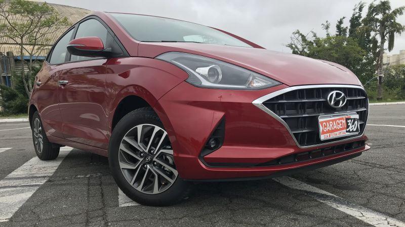 Testamos: novo Hyundai HB20 compensa design controverso com boa experiência ao volante - Foto: Leo Alves/Garagem360