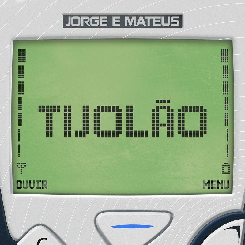 10. Tijolão (Ao Vivo) – Jorge e Mateus: https://spoti.fi/383Bq9P - Crédito: Divulgação/33Giga/ND
