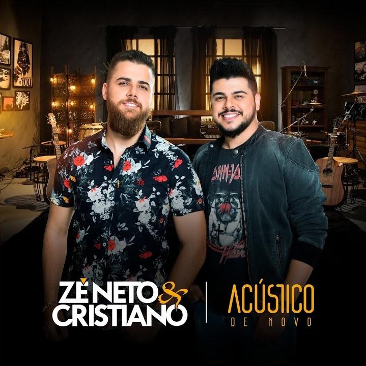 11. Estado Decadente (Acústico) – Zé Neto e Cristiano: https://spoti.fi/33SwdhR - Crédito: Divulgação/33Giga/ND